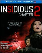 Insidious Chapter 2 [2 Discs] [Includes Digital Copy] [UltraViolet] [Blu-ray/DVD]