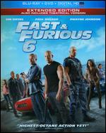 Fast & Furious 6 [2 Discs] [Includes Digital Copy] [UltraViolet] [Blu-ray] - Justin Lin