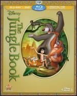 The Jungle Book [Diamond Edition] [2 Discs] [Blu-ray/DVD]