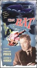 The Bat [Vhs]