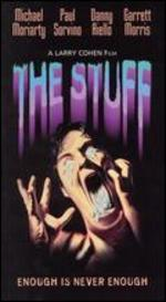 The Stuff [2 Discs] [Blu-ray/DVD]