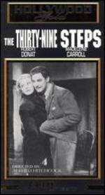 The 39 Steps [Dvd][1939 Version Starring Robert Donat]