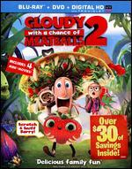Cloudy With a Chance of Meatballs 2 [2 Discs] [Includes Digital Copy] [UltraViolet] [Blu-ray/DVD]