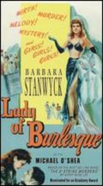 Lady of Burlesque