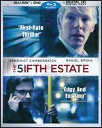 The Fifth Estate [2 Discs] [Includes Digital Copy] [Blu-ray/DVD]