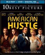 American Hustle [2 Discs] [Includes Digital Copy] [UltraViolet] [Blu-ray/DVD]