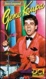 Jazz Legend-Gene Krupa [Vhs]