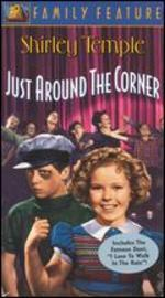 Shirley Temple: Just Around the Corner [Vhs]