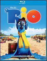 Rio [Blu-ray] - Carlos Saldanha