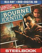 The Bourne Identity [2 Discs] [Includes Digital Copy] [UltraViolet] [SteelBook] [Blu-ray/DVD] - Doug Liman
