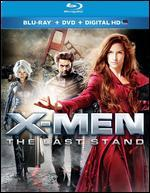X-Men 3: The Last Stand [2 Discs] [Includes Digital Copy] [UltraViolet] [Blu-ray/DVD]