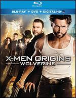 X-Men Origins: Wolverine [2 Discs] [Includes Digital Copy] [UltraViolet] [Blu-ray/DVD] - Gavin Hood