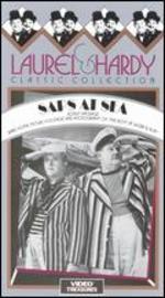 Saps at Sea-Laurel & Hardy [Vhs]