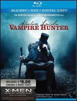 Abraham Lincoln: Vampire Hunter [Blu-ray/DVD] [Includes Digital Copy] [UltraViolet] [Movie Money]