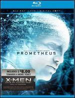 Prometheus [Blu-ray/DVD] [Includes Digital Copy] [UltraViolet] [Movie Money]