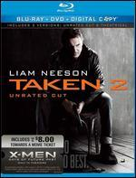Taken 2 [Blu-ray/DVD] [Includes Digital Copy] [UltraViolet] [Movie Money]