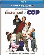 Kindergarten Cop [Includes Digital Copy] [UltraViolet] [Blu-ray] - Ivan Reitman