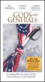 Gods and Generals [2 Discs] [Blu-ray/DVD]