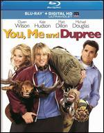 You, Me and Dupree [Includes Digital Copy] [UltraViolet] [Blu-ray] - Anthony Russo; Joe Russo
