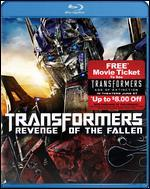 Transformers: Revenge of the Fallen [2 Discs[ [Blu-ray/DVD] [Movie Money]