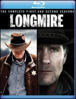 Longmire: Seasons 1 & 2 (Blu-Ray)