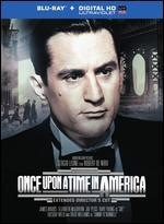Once Upon a Time in America [Collector's Edition] [Extended Director's Cut] [UltraViolet] [Blu-ray]