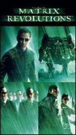 The Matrix Revolutions [With Watchmen Movie Cash]
