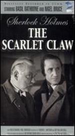 Sherlock Holmes: Scarlet Claw [Vhs]
