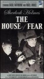 Sherlock Holmes-the House of Fear [Vhs]