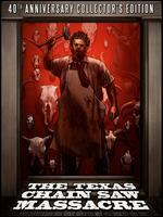 The Texas Chainsaw Massacre [40th Anniversary] [4 Discs] [2 Blu-rays/2 DVDs]