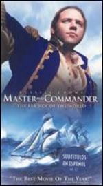 Master and Commander-the Far Side of the World [Vhs]