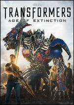 Transformers: Age of Extinction [Dvd] [2014]