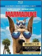 Marmaduke [2 Discs] [Includes Digital Copy] [Blu-ray/DVD] [Movie Money] - Tom Dey