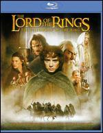 The Lord of the Rings: The Fellowship of the Ring [With Battle of the Five Armies Movie Cash] [Blu-ray]