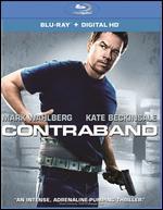 Contraband [Blu-ray] - Baltasar Korm�kur