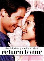 Return to Me - Bonnie Hunt
