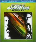 The Fast and the Furious [Includes Digital Copy] [UltraViolet] [With Furious 7 Movie Cash] [Blu-ray]