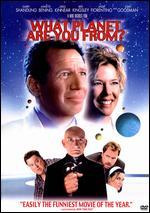 What Planet Are You From? [Vhs]