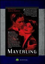 Mayerling [Vhs]