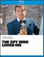 The Spy Who Loved Me [Blu-Ray + Dhd]