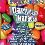 Party Tyme Karaoke-Tween Hits 4 [8+8 Song Cd+G]