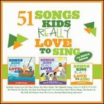 51 Songs Kids Really Love to Sing 2014 [3 Cd]