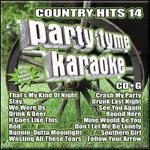 Party Tyme Karaoke: Country Hits, Vol. 14