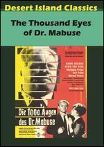Thousand Eyes of Dr Mabuse