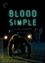 Blood Simple [Region 2]