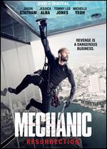 Mechanic Resurrection [Dvd + Digital]
