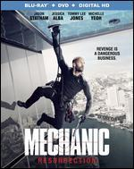Mechanic Resurrection [Blu-Ray + Dvd + Digital Hd]