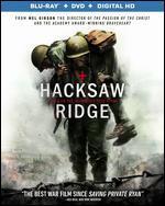 Hacksaw Ridge [Blu-ray/DVD] [2 Discs]