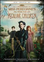 Miss Peregrine's Home for Peculiar Children [Includes Digital Copy]