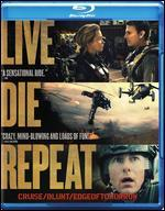 Live Die Repeat: Edge of Tomorrow (Blu-Ray + Dvd)